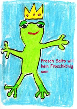 Frosch Salto